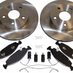 Jeep Brake Parts for 1993-1998 Jeep Grand Cherokee ZJ