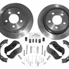 Jeep Brake Parts for 1997-2006 Wrangler TJ & Unlimited