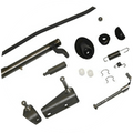 Jeep CJ Clutch Linkage 1972-1986