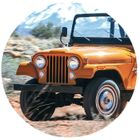 Jeep CJ5, CJ6 Suspension Parts