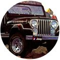 Jeep CJ Weatherstrip