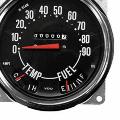 Jeep CJ5, CJ7, CJ8 Gauges 1972-1986