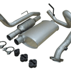 Jeep Complete Exhaust Systems