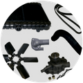 Jeep Cooling & Heater Parts