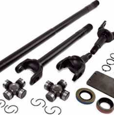 Jeep Dana 30 Front Axle Parts