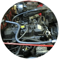 Jeep Engine Parts 2.5L (150) AMC Engine