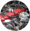 Jeep Engine Parts 4.2L (258) AMC Engine