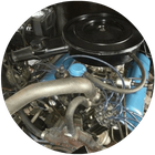 Jeep Engine Parts V8 5.0L (304) AMC Engine
