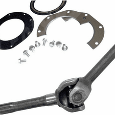 Jeep FC150 Front Axle Parts