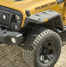 Jeep Fender Flare Kits