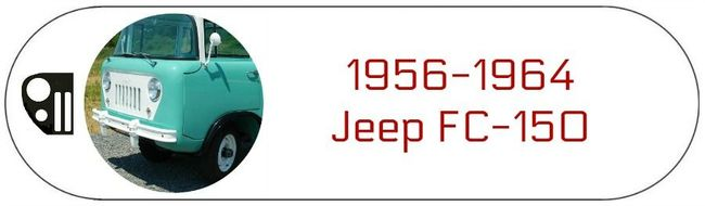 Jeep Forward Control FC150 1956-1964
