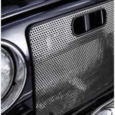 Jeep Grille Bug Shields