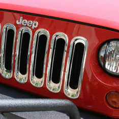 Jeep Grille Inserts
