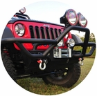 Jeep Halogen Lights
