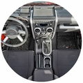 Jeep Interior Accessories
