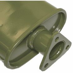 Jeep M38A1 Exhaust Parts