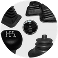 Jeep Shifter Boots & Knobs