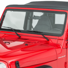 Jeep Wrangler TJ Glass