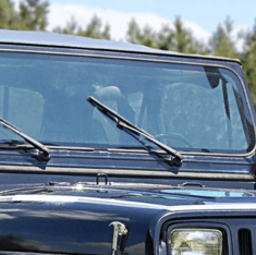 Jeep Wrangler YJ Glass