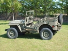 Jeff Moseley, Centerburg OH., Willys MB