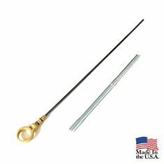 ( JODS-1 ) Engine Oil Dipstick and Tube for 1972-1981 Jeep 3.8L (232), 4.2L (258) Engines by MTS