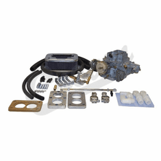 ( K55138 )  Weber Carburetor, 400Cfm, 38 mm Dgev, 1972-90 Jeep CJ, Wrangler YJ, 6 Cylinder by Preferred Vendor