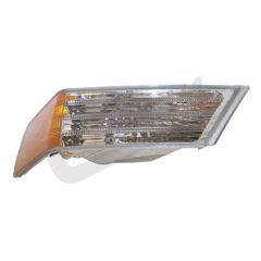( 68004181AB ) Left Side Park and Turn Signal Lamp, 2007-10 Jeep Patriot MK By Crown Automotive