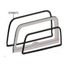 Liftgate Inner Glass Seal, 1976-1986 Jeep CJ7