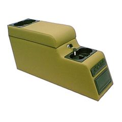 ( RT27010 ) Spice Deluxe Locking Center Console fits 1976-1995 Jeep CJ and Wrangler YJ By RT Off-Road
