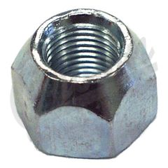 "( 635516 ) Lug Nut Right Hand Thread 13/16"" Fits 1941-1971 Jeep and Willys Models by Crown Automotive"