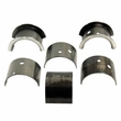 ( A-6746-040 ) Main Bearing Set (set of 3)  .040 Under size, L-134 & F-134  Fits 1941-71 MB, GPW, M38, M38A1, Willys & Jeep CJ    by Omix-Ada