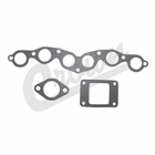 ( A-7835 ) Manifold Gasket Set, Intake and Exhaust for 1941-1962 L-Head 4-134 4 Cylinder Engines  by Crown Automotive