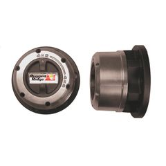 Manual Locking Hub Set, 87-92 Dodge Raider, Mitsubishi Montero by Rugged Ridge