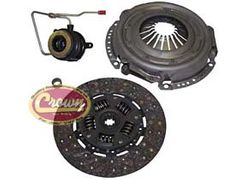 ( XY1992S ) Master Clutch Kit 1992 Cherokee XJ, Wrangler YJ 4.0L Engine By Crown Automotive