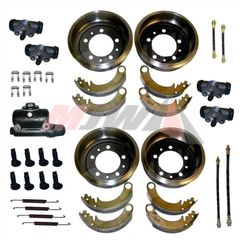 Master Brake Overhaul Kit, 1941-1948 Willys MB, Ford GPW, CJ2A up to serial number 215649