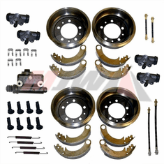 ( MBRK-2 ) Master Brake Overhaul Kit for 1948-1953 Willys Jeep CJ2A, CJ3A Models by Preferred Vendor