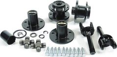 Mile Marker 33-50020 - 1995 and Newer Jeep Wrangler/Cherokee premium hub conversion with 297X U-Joints
