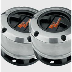 Mile Marker Locking Hubs