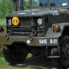 Military Truck 2.5 Ton Parts for M35A1, M35A2, M35A3, Deuce and a Half