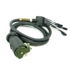 "Military Trailer Cable, 95"" Inch Inter-Vehicular Assembly, 10891263-1"