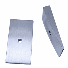 ( MSWSC60 )  Cast Aluminum, 6 Degree For Pinion Angle  by Preferred Vendor