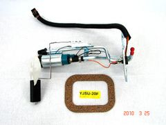 MTS Gas Tank Sending Unit and Pump for 1987-1995 Jeep® Wrangler YJ, 20 gallon tank, with fuel injection, includes fuel pump