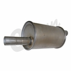 ( 641878 ) Replacement Muffler fits 1945-1971 CJ2A, CJ3A, CJ3B, CJ5, CJ6 and FC150 by Crown Automotive
