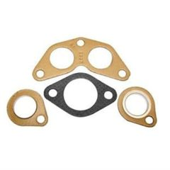 Manifold Gasket Set, 4 piece kit, Fits 1950-1971 Jeep & Willys with F-134 Hurricane Engine