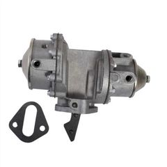 New Replacement Fuel Pump with Vacuum, fits 1949-1963 CJ3A, Truck, Wagon, Jeepster with 4-134 4 Cyl. Engine