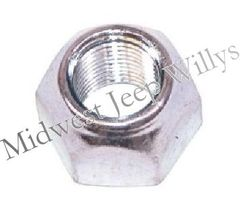 Nut, wheel stud L.H. Thread