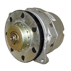 OEM Style Alternator for Jeep CJ, Wrangler YJ, Full Size Cherokee SJ, Cherokee XJ & Comanche MJ, 78 Amp, 1983-90