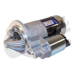 ( 56041012AC ) Starter Motor for 1999-02 Jeep Wrangler TJ, 1999-01 Cherokee XJ, 1999-02 Grand Cherokee WJ with 4.0L Engine by Crown Automotive