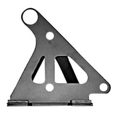 ( A-1247 ) Oil Filter Bracket for L-Head 4 Cyl. Engine, 1941-1953 MB, GPW, CJ2A, CJ3A, DJ3A, Truck & Station Wagon, Jeepster by Omix-Ada