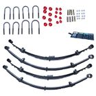 ( 1840120 ) 2.5-Inch Lift Kit without Shocks, 87-95 Jeep Wrangler YJ by ORV Rugged Ridge